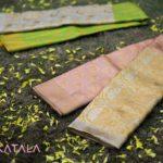 Pastel Pink Kanchipuram Silk Saree from Kankatala